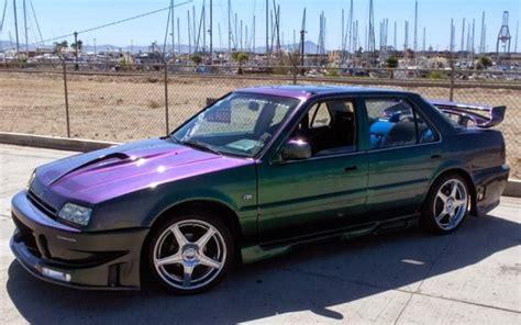 modifikasi keren  ceper mobil sedan autogaya