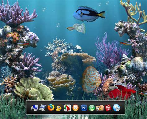 Living Marine Aquarium 2 Animated Wallpaper - aquarium wallpaper moving windows 10 wallpapersafari