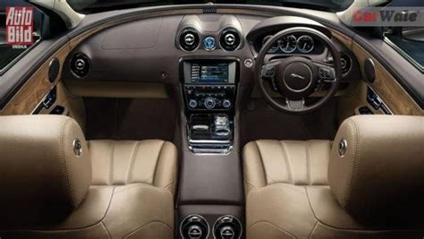 Jaguar Xj L [2010-2014] Photo, Interior Image