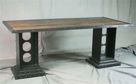 industrial style computer desk combine 9 industrial furniture industrial office furniture
