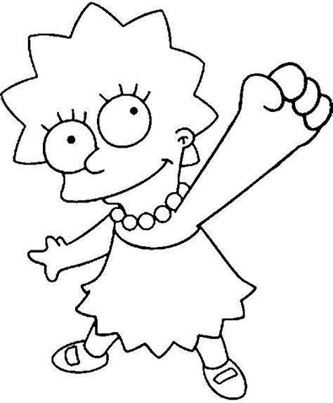 Homer Kleurplaat by Kleurplaten Simpsons Voor Beginners Voor Beginners