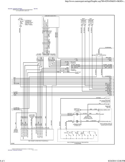 factory pioneer speaker wire diagram