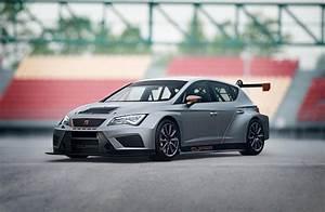 Seat Leon Cupra : seat 39 s bringing this sick new leon cupra evo 17 racer to geneva carscoops ~ Medecine-chirurgie-esthetiques.com Avis de Voitures
