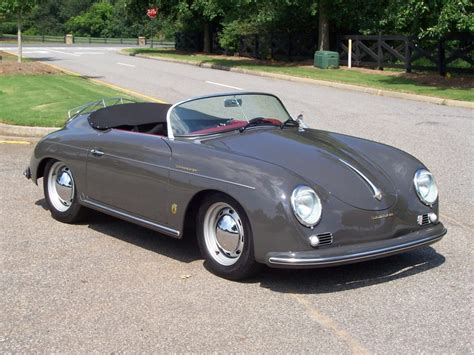 old porsche speedster vintage speedster 1957 replica kit porsche 356 for sale