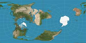 The Cassini Projection: How Should Earth Be Portrayed ...