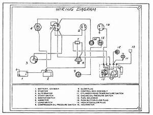 Air Compressor Wiring Schematic