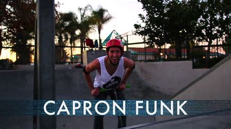Revival Jam Deck 2014 by Lucky Scooters Capron Funk Day Edit Stunt Scooter Review