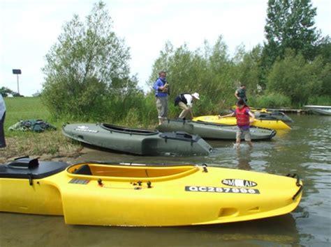 Mokai Boat by Mokai Kayak Boat Has Motor Powerful Enough To Take You Up
