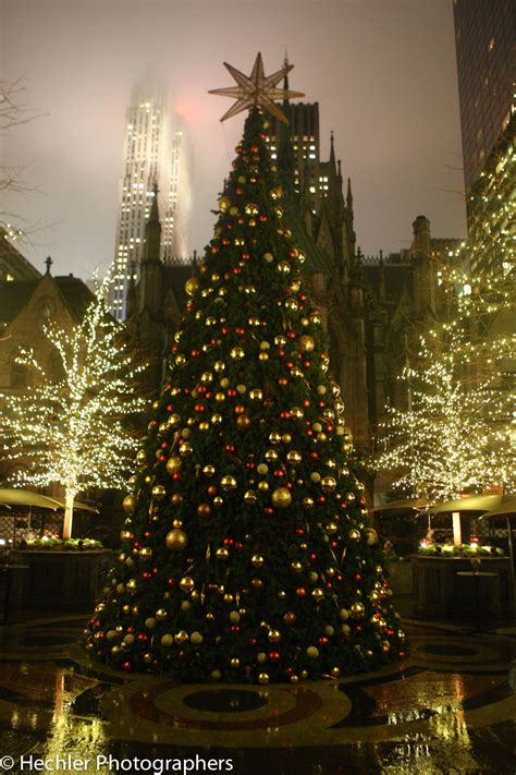 when does christmas start in new york in new york city