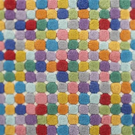 jelly bean rugs jellybean rug swatch the land of nod