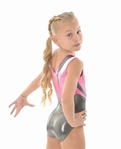 Leotard Gymnastics Maia Side Littlestarsleotards