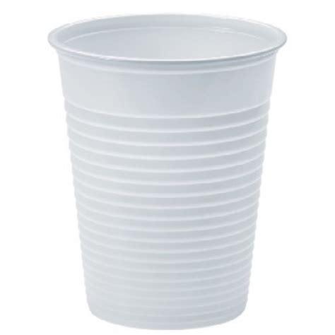 Due Litri Di Acqua Quanti Bicchieri Sono by Bicchieri In Plastica Acqua Monouso Colore Bianco 200cc