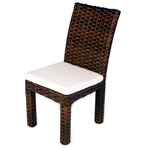 lloyd flanders replacement cushions dining side chair