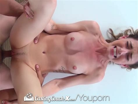 Castingcouch X Care Free Kristen Scott Is Eager To Start Porn Career Free Porn Videos Youporn