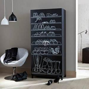 Meuble La Redoute : meuble chaussures la redoute ~ Preciouscoupons.com Idées de Décoration
