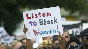 March for Black Women Organizers Want to Put Our Issues ...