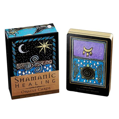 Check spelling or type a new query. Fashion Shamanic Healing Oracle Cards Tarot Set 44PCS English Board Games Party Entertainment ...