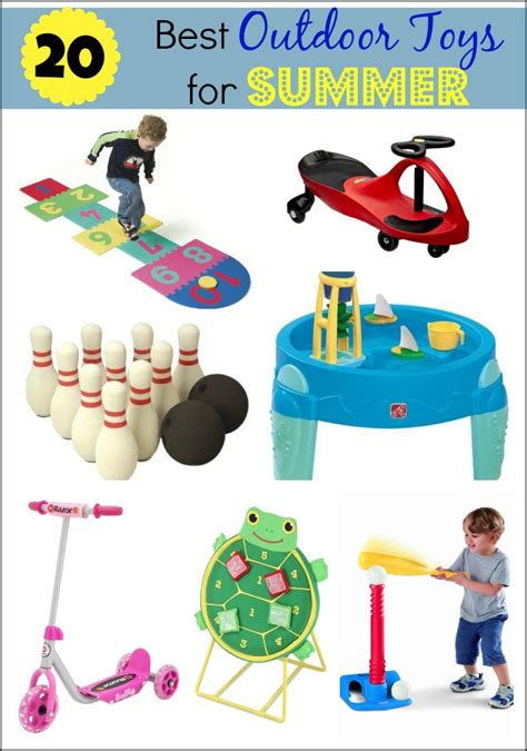 best backyard toys the 20 best outdoor toys for summer mess for less