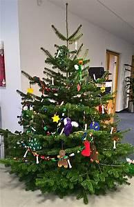 Geschmückte Weihnachtsbäume Christbaum Dekorieren : weihnachtsbaum geschm ckt grundschule hundsm hlen ~ Markanthonyermac.com Haus und Dekorationen