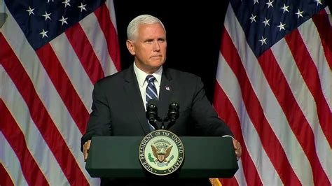 vice president pence  visit central florida saturday