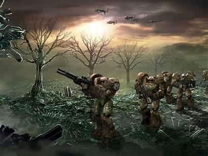 Conquer Command Tiberium Wars Games Allwallpaper