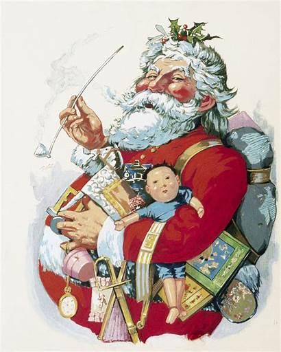 Claus Santa German Traditions Holiday Source Christkindlmarkt