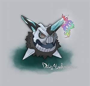 Mega Glalie by delgalessio on DeviantArt