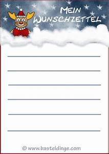 Weihnachten Wunschzettel Zum Ausdrucken Seite 2