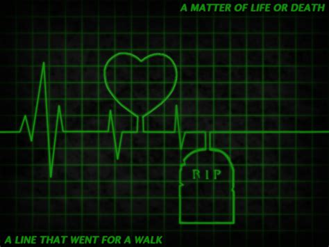 heart monitor flatline gallery