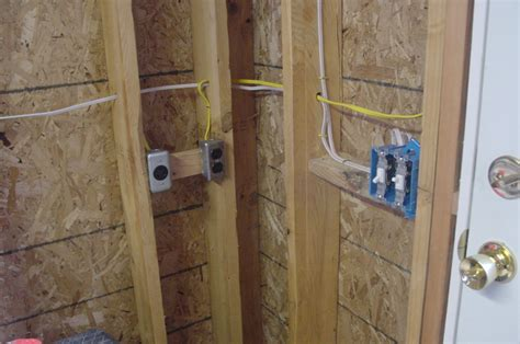 Wiring A Garage Home by Garage Electrical Wiring Large And Beautiful Photos