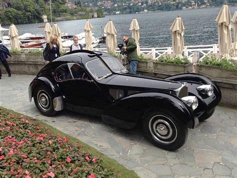 1938 Bugatti 57sc Atlantic-ralph Lauren-2013 Concorso D
