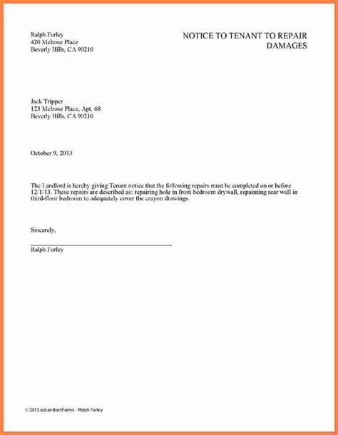 sample 30 day notice to vacate 11 rental notice template notice letter