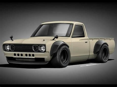 Datsun 620 Specs by Datsun 620 Truck With Toyota V8 Engine