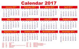 Korean Calendar Holiday 2017