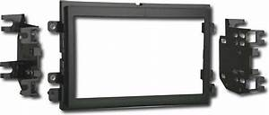 Metra Installation Kit For Select Ford Vehicles Black 95
