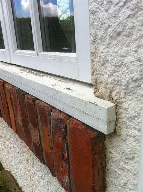 External Wooden Window Sill by Replace External Hardwood Window Sills Windows Doors