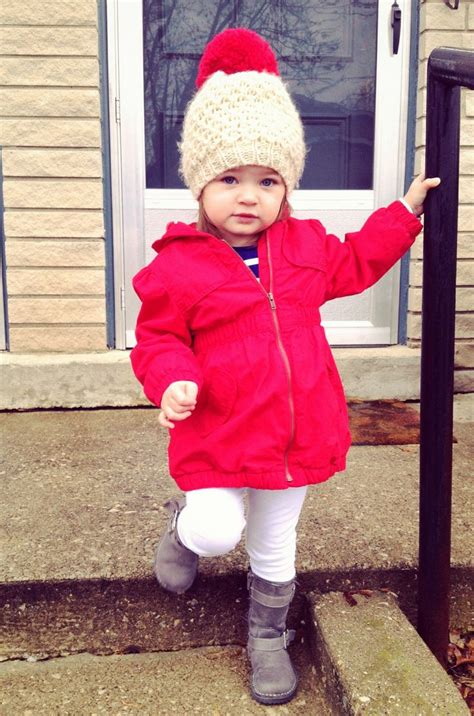 Lovable Little Girls Winter Outfit Ideas - Ohh My My