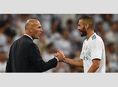 Football Benzema et Ronaldo mènent le Real Madrid au