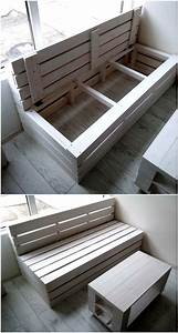 50 cool ideas for wood pallets upcycling wood pallet
