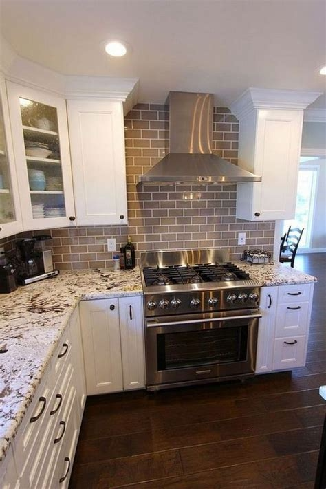stunning white cabinets kitchen backsplash decor ideas
