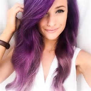 Purple Hair Dye Colors