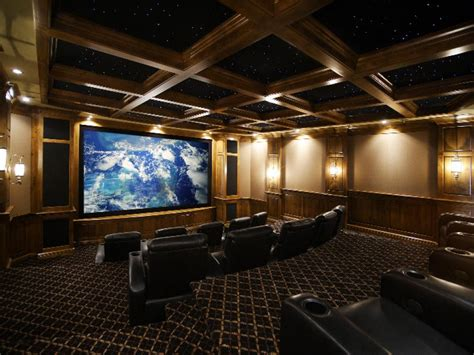 Home Theater Room Design Budget by Media Rooms And Home Theaters By Budget Hgtv
