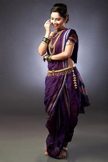 wear marathi saree rohidas vitthal sanap web