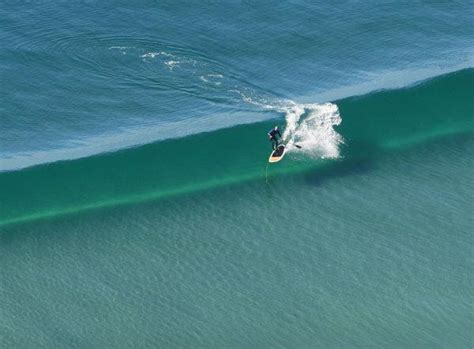 Waves Turquoise Glass San Diego California Surfing