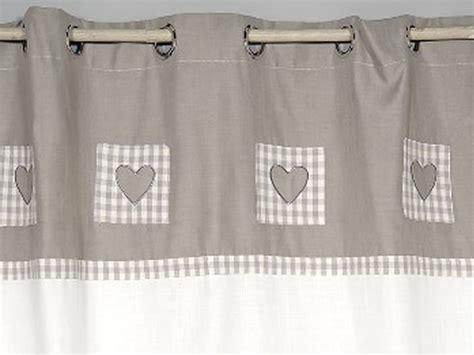 rideau cuisine gris rideaux cuisine gris rideau de en plastique l180 x