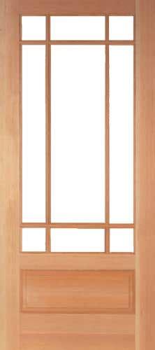 california craftsman prairie french doors tm cobb