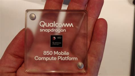 Spotlight On Snapdragon Home Décor: Qualcomm's New Snapdragon 850 Is For PCs Only