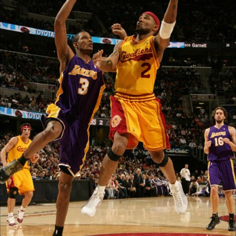 cavaliers  lakers february   cleveland
