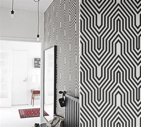 papier peint et blanc papiers peints de marques inspiration d 233 coration murale au fil des couleurs papiers