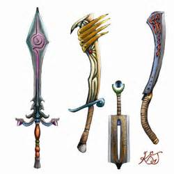 Cool Weapon Designs